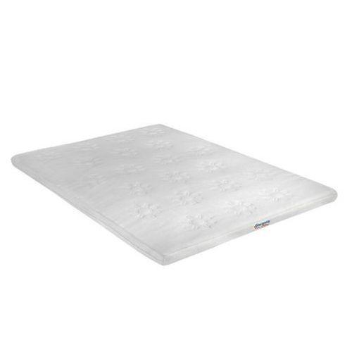 Materac nawierzchniowy bi feeling — żelowo-piankowy — z pamięcią kształtu marki — 140 × 190 cm marki Dreamea