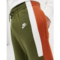 Nike Re-Issue Joggers In Green AQ2100-395 - Green