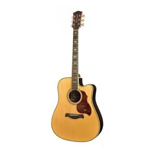 Gitara akustyczna d-70-ceva master series marki Richwood