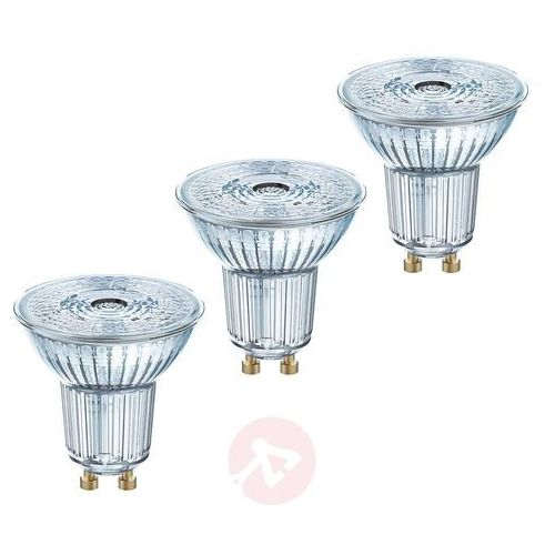 Żarówka reflektorowa LED GU10 4,3W, 350 lm, 3 szt. (4058075818392)