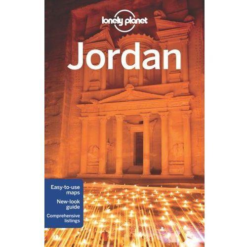 Jordania Lonely Planet Jordan, Walker Jenny