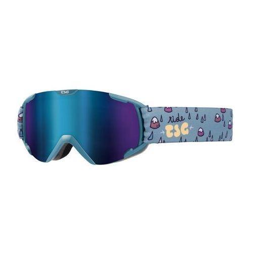 Tsg Gogle snowboardowe - goggle expect mini 2.0 yeti-party (507) rozmiar: os