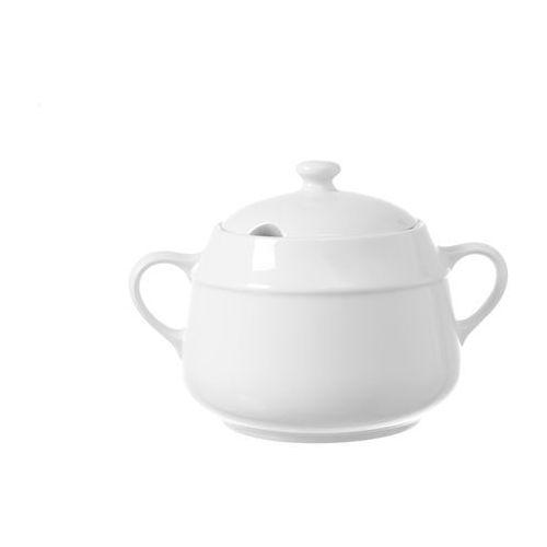 Waza do zupy 3,2 l | , bianco marki Fine dine