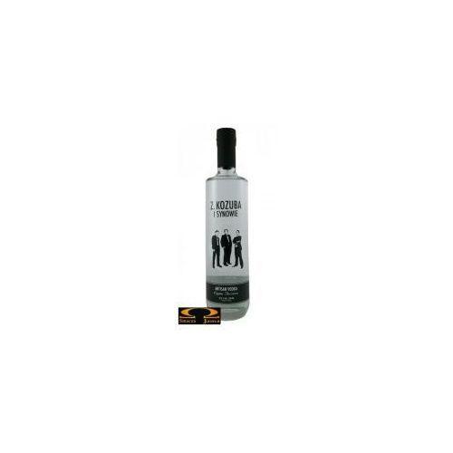 Z. Kozuba i Synowie- Artisan Vodka- Czysta zbożowa 0,5l (5907806527241)
