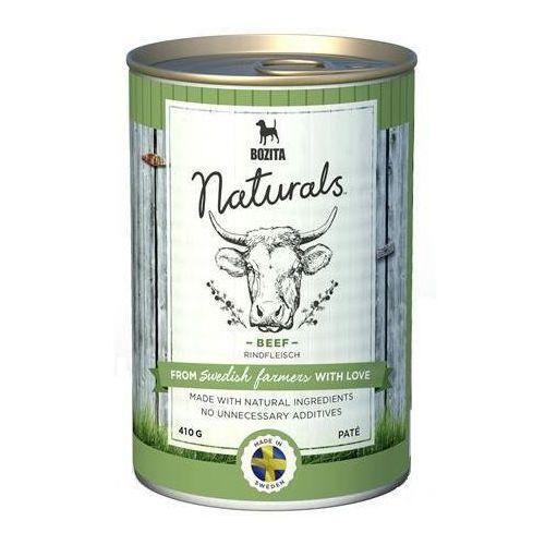 Bozita  naturals pate beef 410g