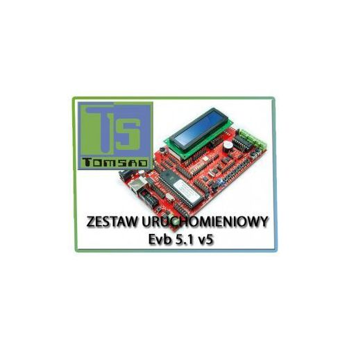 Zestaw uruchomieniowy evb 5.1v5 atmega32 marki Andtech