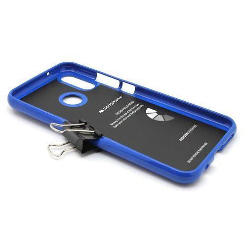 Mercury Etui jelly huawei p9 lite 2017 case niebieski