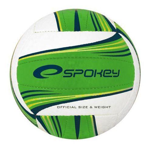 Piłka siatkowa SPOKEY 837397 Gravel II Zielono-Niebieski (rozmiar 5)