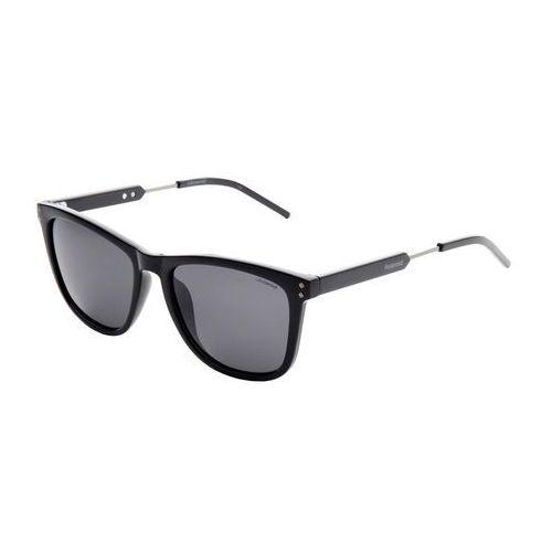 Okulary przeciwsłoneczne męskie POLAROID - 233634-73, kolor żółty