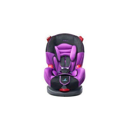 Fotelik samochodowy Ibiza 9-25kg Caretero (fioletowy), Ibiza new purple