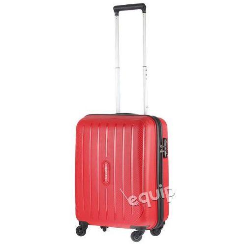 Travelite Walizka mała  uptown - czerwony