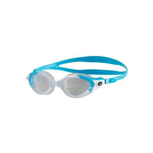 Okulary Speedo Futura BioFUSE Flexiseal Female Turquise-Clear 811312C105 (5053744337340)