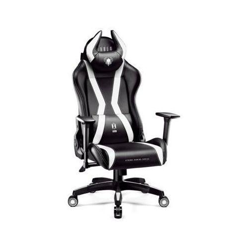 Diablo chairs Fotel x-one horn kids (s) czarno-biały (5902560336917)