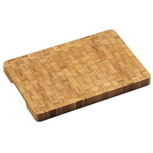 Kesper Deska do krojenia z drewna bambusowego,gruba taca kuchenna firmy (4000270581819)
