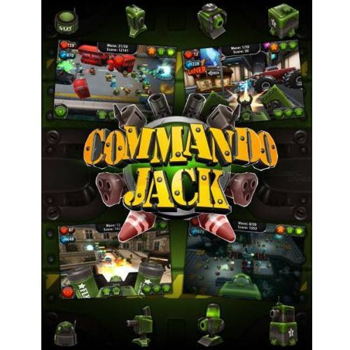 OKAZJA - Commando Jack (PC)