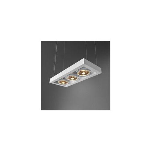 Aquaform Cadra x3 230v zwis lampa wisząca 54813-03 biała ** rabaty w sklepie **