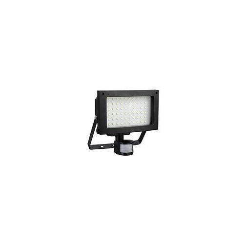 Hadex Led reflektor zewnętrzny z czujnikiem ruchu t275 60xled smd/12w