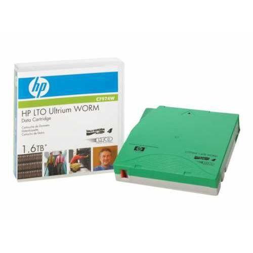 HPE LTO Ultrium 4 WORM data cartridge 800 / 1600GB