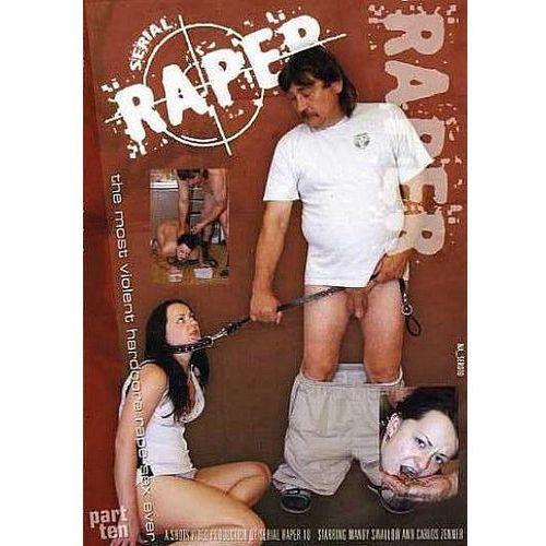 DVD Serial Raper Part 10, 16 58000221 - OKAZJE