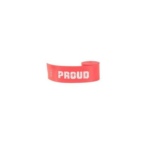 Proud guma floss band- czerwony, szer. 1.3 mm - czerwony \ średni (5903140103066)