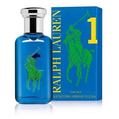 Ralph lauren big pony 1 woda toaletowa 50 ml dla mężczyzn (3605972130440)