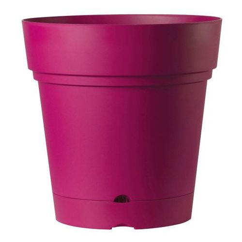 Donica okrągła Blooma Nurgul z nawadnianiem 58 cm różowa, 9BS2ZSKF090