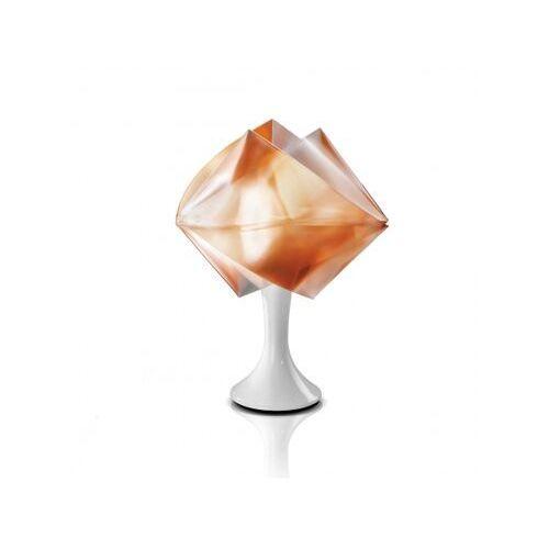 Lampa stołowa GEMMY PRISMA AMBER