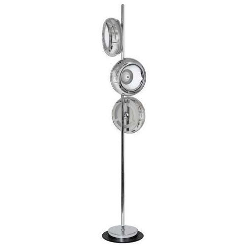 Stojąca LAMPA podłogowa MERCURIO 0333 Milagro metalowa OPRAWA LED 36W chrom, 333
