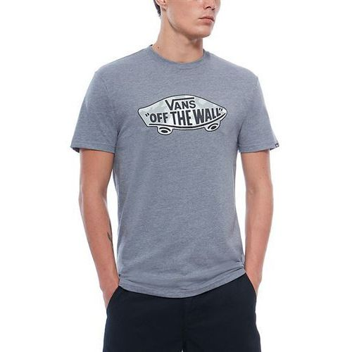 koszulka VANS - Otw Logo Fill Heather Grey-White Camo (O7G) rozmiar: M, 1 rozmiar