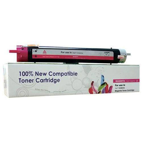 Toner CW-D5100MN Magenta do drukarek Dell (Zamiennik Dell 593-10052 / G5578) [8k]