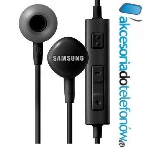Oryginalne SŁUCHAWKI Samsung HS130 z mikrofonem - czarne z kategorii Pozostałe