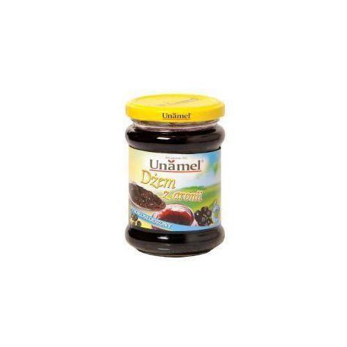 Dżem z aronii wysokosłodzony 300 g  marki Unamel