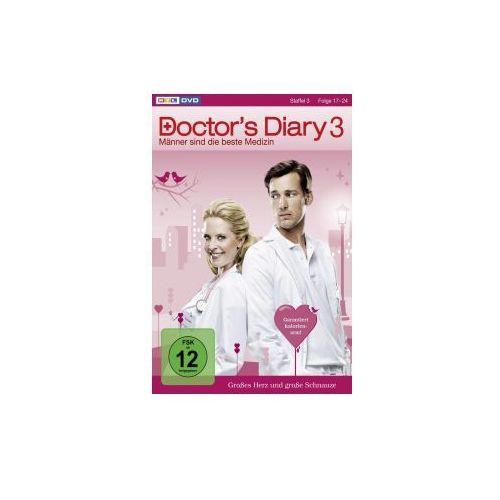 Doctor's Diary - Männer sind die beste Medizin, 2 DVDs. Staffel.3