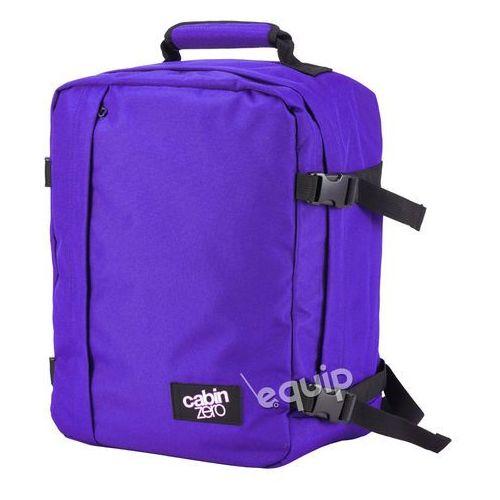 Cabinzero Plecak torba podręczna  mini wizzair - original purple