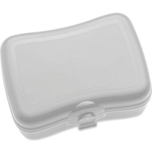 Pudełko na lunch basic jasnoszare marki Koziol
