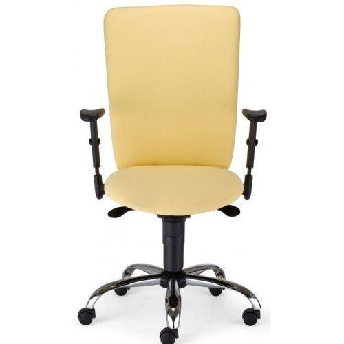 Krzesło obrotowe BOLERO II r1b steel02 chrome - biurowe, fotel biurowy, obrotowy
