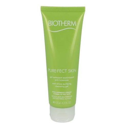 Biotherm Purefect Gel Nettoyant żel do mycia twarzy125ml