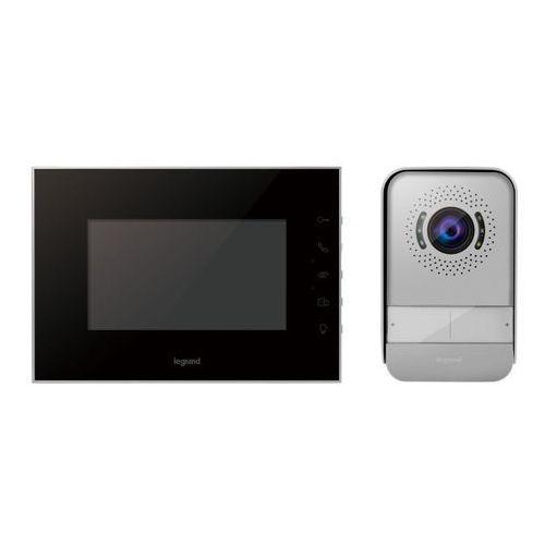 """Legrand Zestaw wideodomofonowy 1-rodzinny z ekranem lustrzanym 7"""" 369220, 369220"""