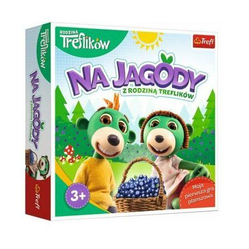 Trefl Na jagody rodzina ików gra 02001 trefl (5900511020014)