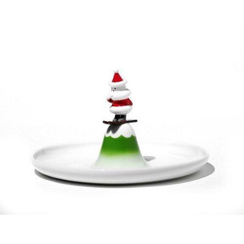 Talerz do serwowania słodyczy scia natalino! marki A di alessi