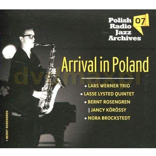 Empik.com Arrival in poland. polish radio jazz archives. volume 7