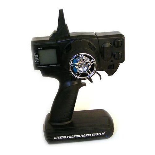 Radio pistoletowe 3CH 2,4GHz z wyświetlaczem