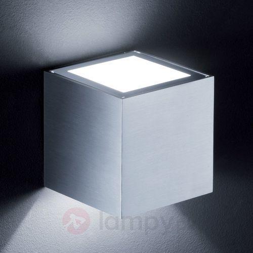 Helestra siri lampa ścienna aluminium, 1-punktowy - nowoczesny - obszar wewnętrzny - siri - czas dostawy: od 2-4 dni roboczych (4022671995757)