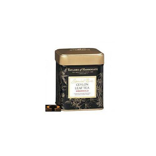Herbata czarna liściasta Taylors of Harrogate Ceylon Kirkoswald 100g - sprawdź w wybranym sklepie