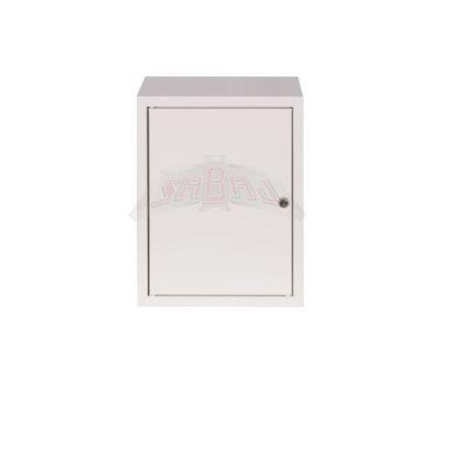 Elektro-met Rozdzielnica bezpiecznikowa 2x12 metalowa z zamkiem nrp 24z (5907813122200)