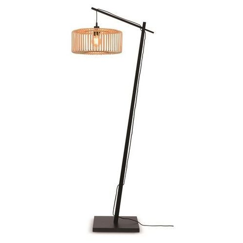 lampa podłogowa bromo czarna 40x18 bromo/f/ad/b/4018/n marki Good&mojo