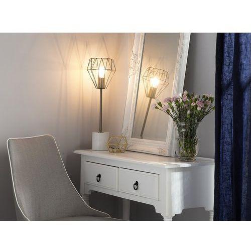 Lampa stołowa złota MOONI duża (4260586358018)