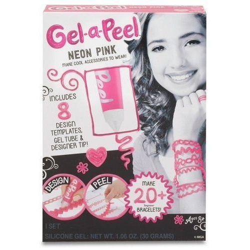 Gel-a-Peel Zestaw Podstawowy Neon Pink 518709 (0035051518709)