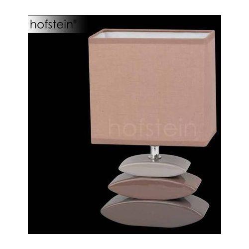 Honsel LINER lampa stołowa Brązowy, 1-punktowy - Nowoczesny - Obszar wewnętrzny - LINER - Czas dostawy: od 6-10 dni roboczych