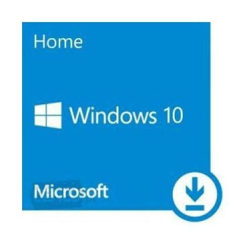 Windows 10 home 32/64 polska wersja marki Microsoft